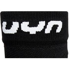 UYN Run Trail Challenge Sokken Dames, zwart